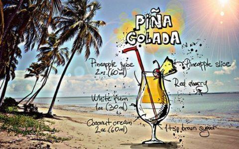 Atelier cocktail 2 - L'été comme dans le Sud !