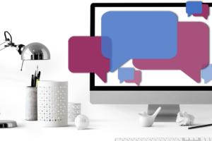Groupe de discussion virtuel