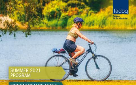 Le Montréal FADOQ Bulletin - Summer 2021