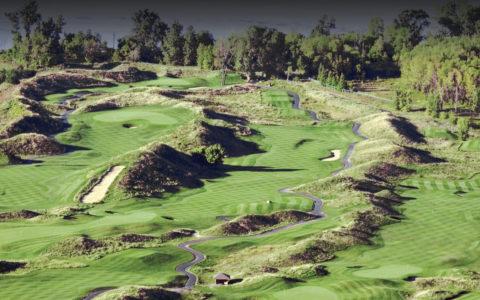 Multi-regional golf tournament