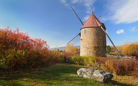 Escapade à l'Isle-aux-Coudres