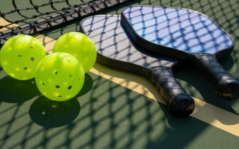 Clinique d'initiation de Pickleball