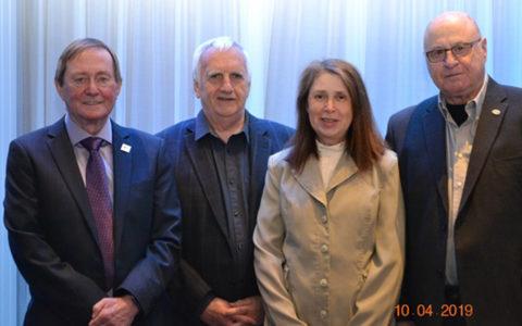 Association des retraités fédéraux - Section Montréal