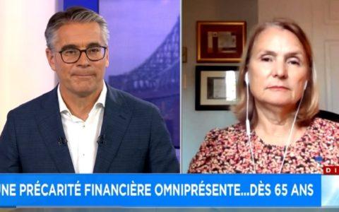 Précarité financière : le Réseau FADOQ porte la voix de ses membres