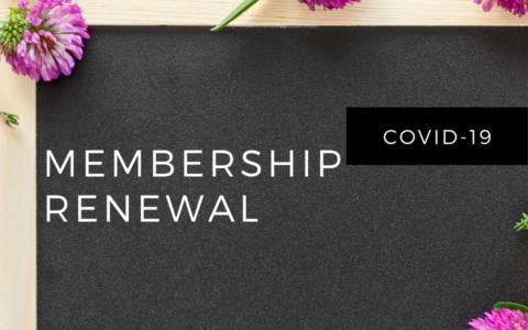 Membership renewal - Laurentians (Covid-19)