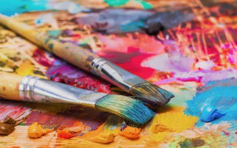 Cours de peinture avec l'artiste Deny Cloutier