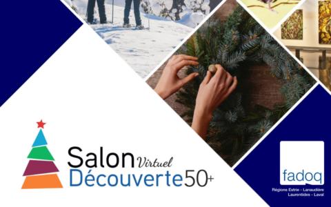 Salon Découverte 50+ | édition des fêtes