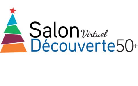 Salon virtuel Découverte 50+ édition des fêtes
