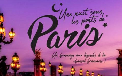 SOLD OUT - Une nuit de Noël sous les ponts de Paris