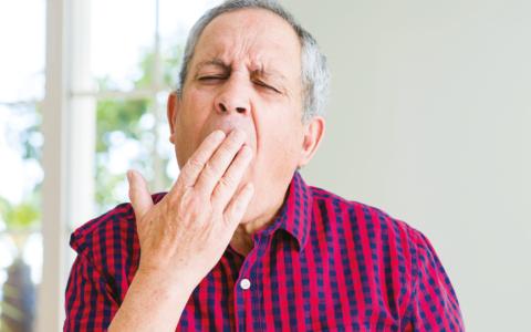 Sleepy all the time? Sleep apnea could be the culprit