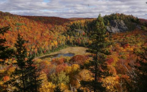 Randonnée en montagne - automne 21