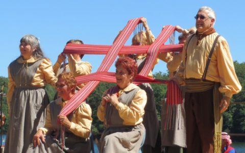 Cours de danse folklorique québécoise