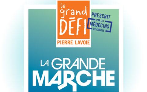 La grande marche du Défi Pierre Lavoie